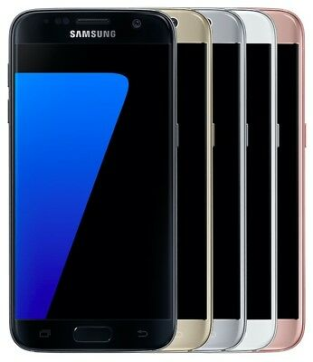 Samsung G930F Galaxy S7 32GB Android Smartphone ohne Simlock 5,1 Zoll Display