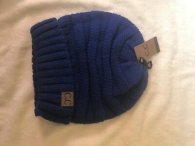 5bea1c3d Bubble Knit Slouchy CC Baggy Beanie Oversize Winter Hat Ski Cap Skull Women