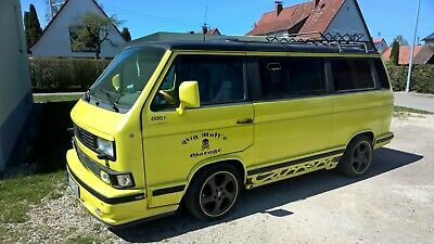 VW T3 VR6 174+PS, §01/2021, Euro2