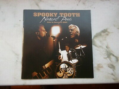 Nomad Poets: Live In Germany 2004 von SPOOKY TOOTH