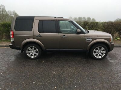 2010 Land Rover Discovery 4 2.7 TD V6 GS
