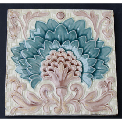 Edwardian Fireplace Tiles In Ceramic