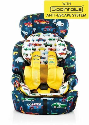 Brand New Cosatto Zoomi Car Seat Group 123, 9-36 kg, Rev Up FAST POST