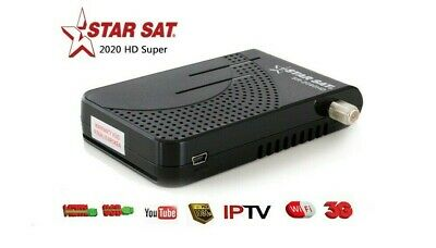 Recepteur Satellite STARSAT SR-2020 HD Super **PROMOTION**