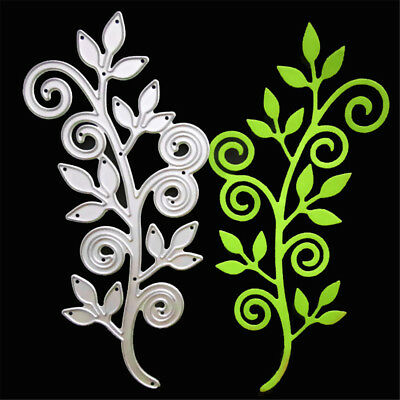 Tree branches Metal Cutting Dies Stencils For Scrapbook DIY Paper Card Decor FEH