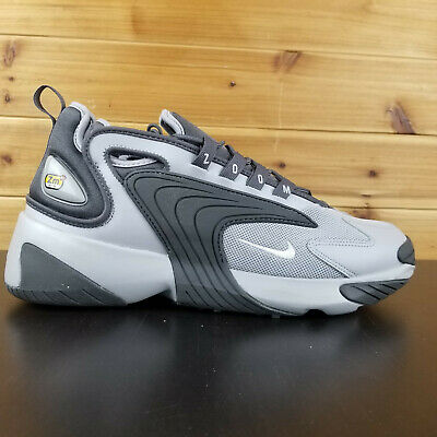 best authentic e1044 39867 Nike Zoom 2k Size 10 Wolf Grey AO0269 001 Mens QS NSW Sportswear