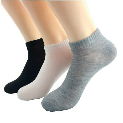 New1Pair Summer Men Ankle Socks Low Cut Crew Casual Sport Cotton Blend Sock UP