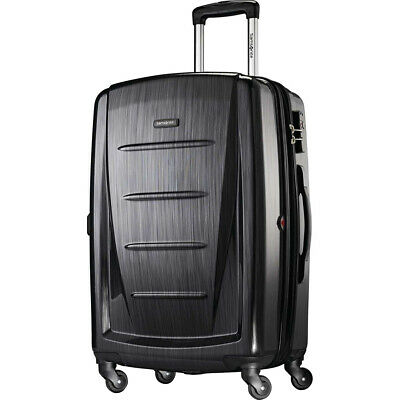 "Samsonite Winfield 2 Fashion HS Spinner 28""  Brushed Anthracite 56846-2849 - Ope"