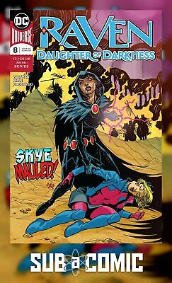 RAVEN DAUGHTER OF DARKNESS #8 (DC 2018 1st Print) COMIC