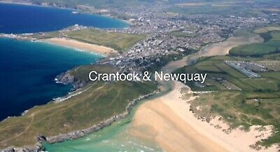 Luxury Self Catering Caravan Newquay Cornwall 4/7 Night June Breaks From £299