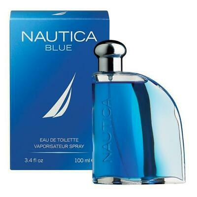 Nautica Blue Eau De Toilette For Me' Aroma Scent' With Low Shipping Cost- 100Ml