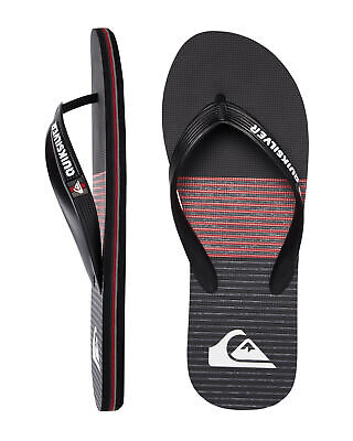NEW QUIKSILVER™  Mens Molokai Tijuana Thongs Flip Flops Slippers