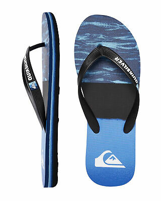 NEW QUIKSILVER™  Mens Molokai Omni Arch Thongs Flip Flops Slippers