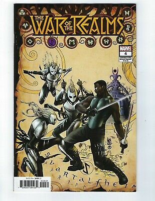 War Of The Realms # 5 Connecting Variant NM Marvel