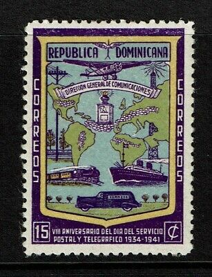 Dominican Republic SC# 382 Mint Hinged / Hinge Rem - S7577