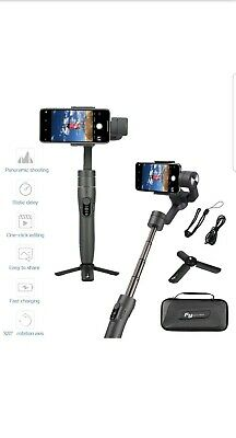 Feiyu Vimble 2 3-Axis Handheld Gimbal Built-In Extender for Smartphone iPhone US