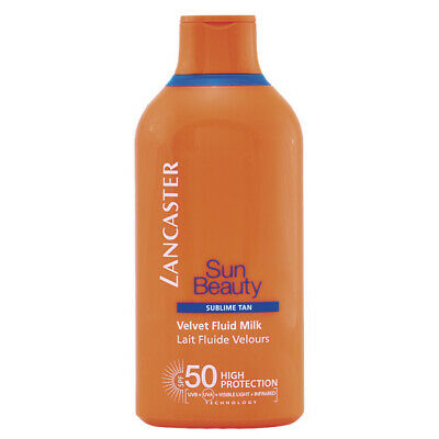 Lancaster Sun Beauty, Sublime Tan, Velvet Fluid Milk, SPF50 - 400ml
