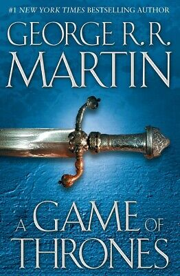 A Game of Thrones (Song of Ice and Fire) by George R. R. Martin HARDCOVER 199...