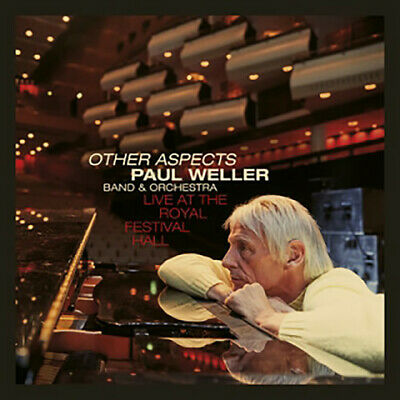 Paul Weller Other Aspects Live Festival Hall 2 CD & DVD All Regions NTSC NEW