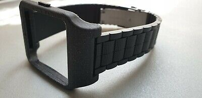 Sony SmartWatch 3 SWR50 Black Galaxy (Adapter) & Pattern 2 Strap with Clasp