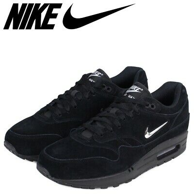 new styles 35f35 58d8b Nike Air Max 1 Premium SC Sz 10 Black Chrome-Black 918354-005