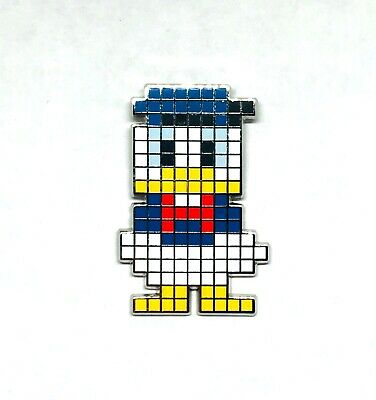 Disney Parks Mystery Collection Digital Pixelated Character Donald Duck Pin