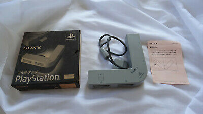 Official SONY PlayStation Multitap SCPH-1070 Boxed PS1