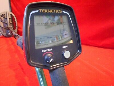 Teknetics T2 Metal Detector w/ Headphones