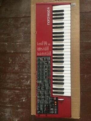 NORD LEAD 4: Synthesizer Super Zustand