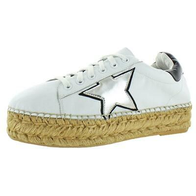 Steven By Steve Madden Womens Hilda Solid Fashion Sneakers Shoes BHFO 5136