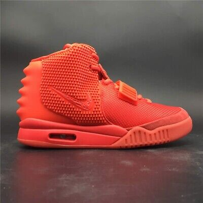 half off b579f 81953 Nike Air Yeezy 2 Red October Sz13