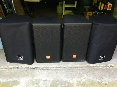 Jbl Mrx 500 Speakers Pair Mint Condition With Covers