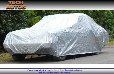 Lightweight Car Cover Water Resistant Mystere Ford Mustang 2004 Onwards