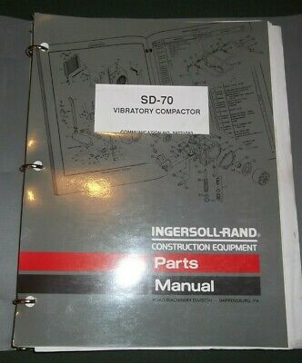 sd ingersoll rand wiring diagram on