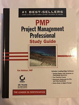 PMP : Project Management Professional by Kim Heldman (2002, CD / Hardcover,...
