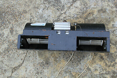 24V 2A Dual Centrifugal fan for forced air cooling inside DEC Mainframe 71040031