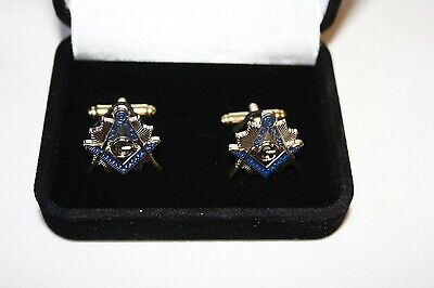 Craft Lodge Masonic Cuff-links(Free Delivery)