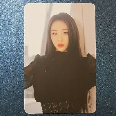Yves - Official Photocard Loona Mini Repackage X X Monthly Girl Kpop