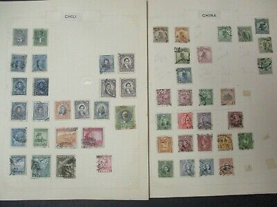 ESTATE: World Collection on Pages - Must Have!! Great Value (p2245)