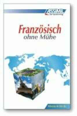 Assimil French Franzosisch Ohne Muhe - Book 9783896250117 | Brand New