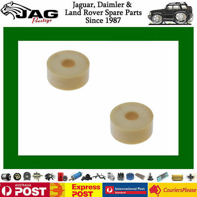 SET 4 FRONT LOWER WISHBONE BUSHES JAGUAR XJ40 /& X300 1990-1997