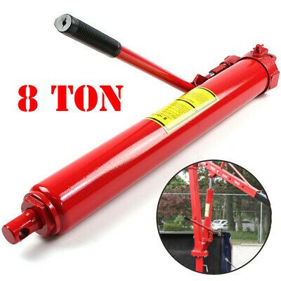 Adjustable Height Towbar Tow Bar Hitch Ball Mount Tongue Trailer 6 HOLES Hitch