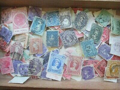 ESTATE: Australian States in box unchecked unsorted in box so much here   (s654)