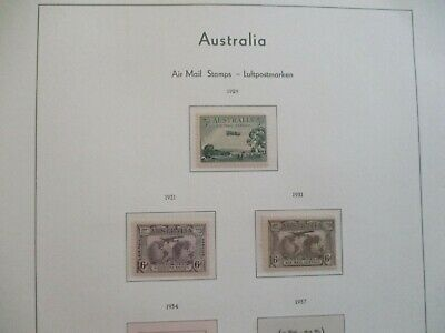 ESTATE: Australian Pre Decimal (MINT) Collection on Pages - Must Have!! (413)