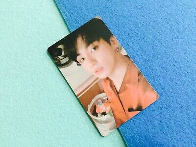 Bangtan boys BTS Map of the soul Persona Jungkook ver. 2 official photocard only