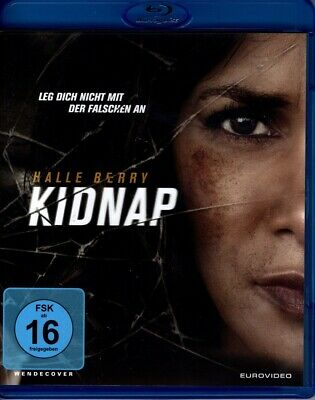 Kidnap / Halle Berry (Blu Ray) <000689>