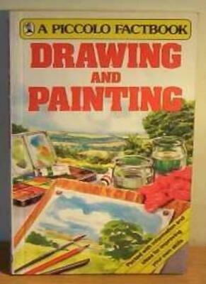 Drawing and Painting (Piccolo Books)-Colin Caket