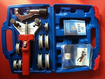 WK-666 Combination Copper Pipe Bender Air Conditioner Tube Cutter Bending Tool