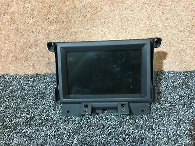 Land Rover  Discovery 4 L319 Sat Nav Display Screen Fh2210E889Ac