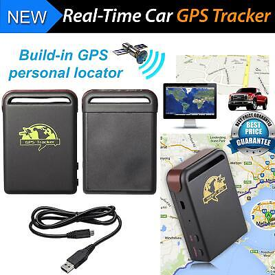 Mini GSM GPS Tracker Magnetic Car Vehicle Personal Realtime Tracking Device UK